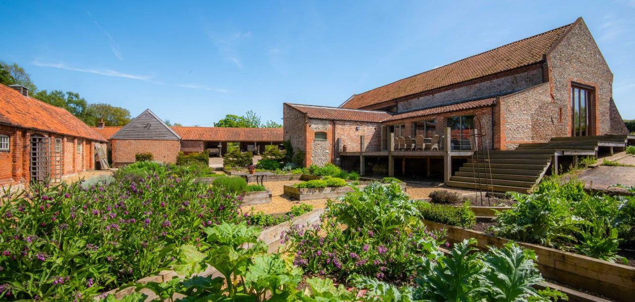 Hindringham Hall Farm, Luxury Accommodation in North Norfolk
